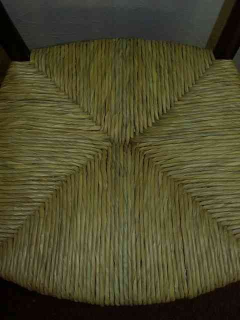 How To Weave A Cattail Basket : Best images about seat weaving on