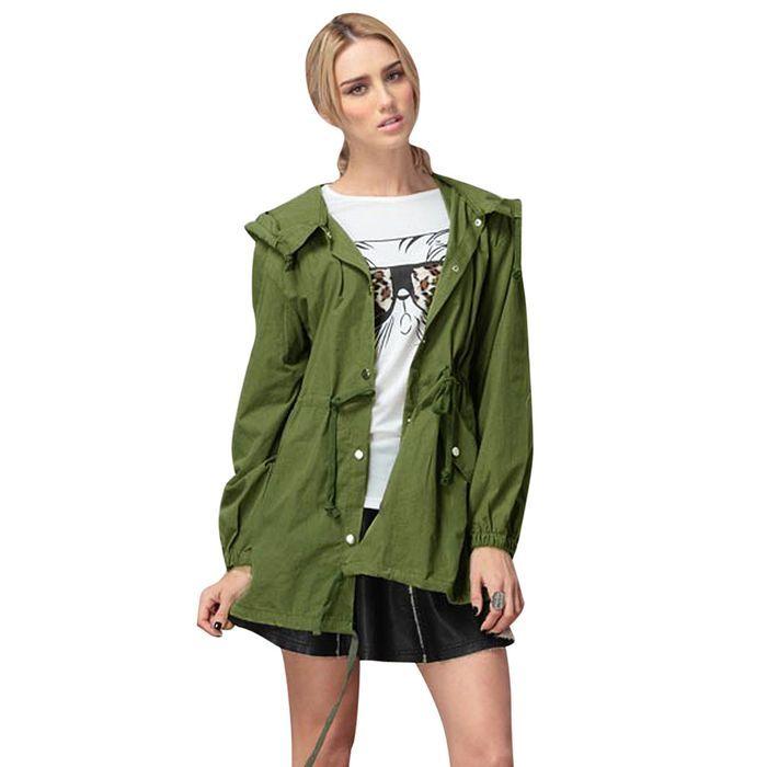 amazones gadgets De moda caveira verde de exército solta unissex fresca blusão coberto cintado: Bid: 29,25€ Buynow Price 29,25€ Remaining…