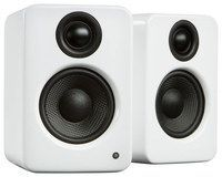 "Kanto - YU2 3"" 2-Way Powered Desktop Speakers (Pair) - Gloss White"