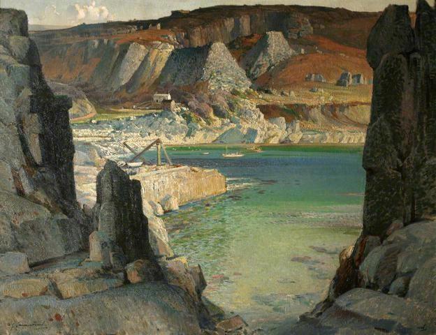 Samuel John Lamorna Birch