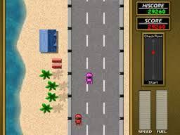 Afbeeldingsresultaat voor msx roadfighter