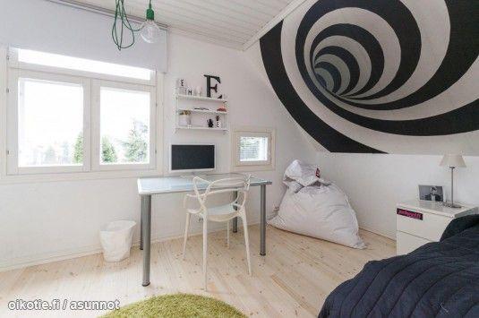 Myytävät asunnot, Seppienkaari 18 Jouppila Seinäjoki #oikotie #oikotieasunnot #lastenhuone