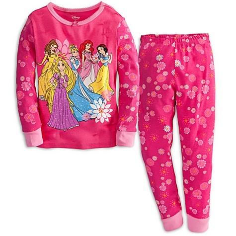 Disney Princess pajamas