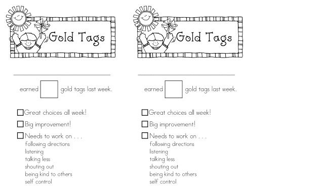 I Don't Use a Clip Chart.  Please Don't Throw Rotten Tomatoes. love the idea of using these slips for my CYBG tickets each week.
