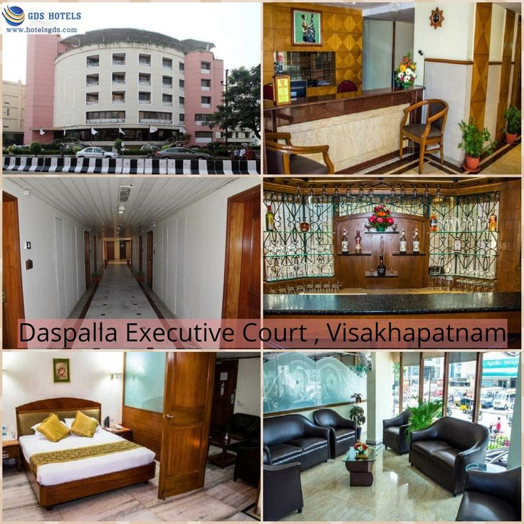 Daspalla Executive Court is located in the business hub of Visakhapatna. The tastefully decorated hotel has contemporary furnishings and is loaded with amenities that compliment modern requirements. It is an ideal destination for business travellers looking for easy accessibility.  For Booking Contact Us- +91 7428822220 Web Page- http://daspalla-executive-court-vishakhapatnam.hotelsgds.com/