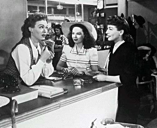 Mildred Pierce with Joan Crawford Ann Blyth, Eve Arden