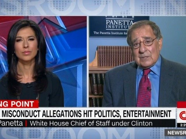 Panetta: Bill Clinton More Than Paid the Price for Lewinsky Affair