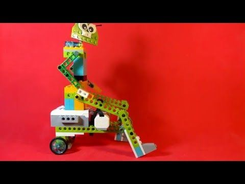 Criadobot WeDo 2.0 - YouTube