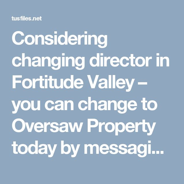Considering changing director in Fortitude Valley – you can change to Oversaw Property today by messaging rentals@managedproperty.com.au or ringing 07 3267 1777.