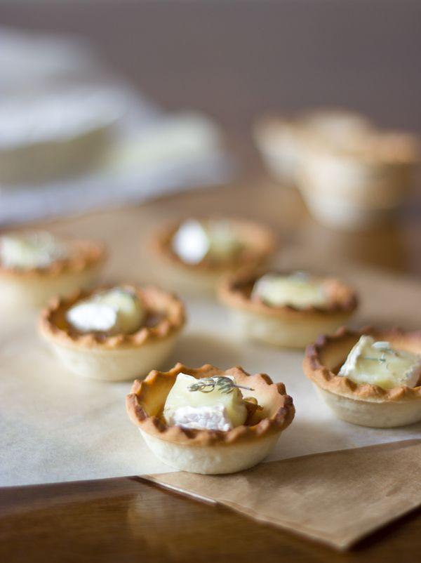 Two original tartlets recipes | Dos originales recetas de Tartaletas | Monsabor