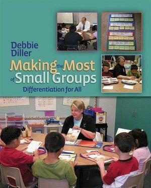 Chalk Talk: A Kindergarten Blog: The Guided Reading Guru: Debbie Diller....great blog for Kdg reading group ideas...ts