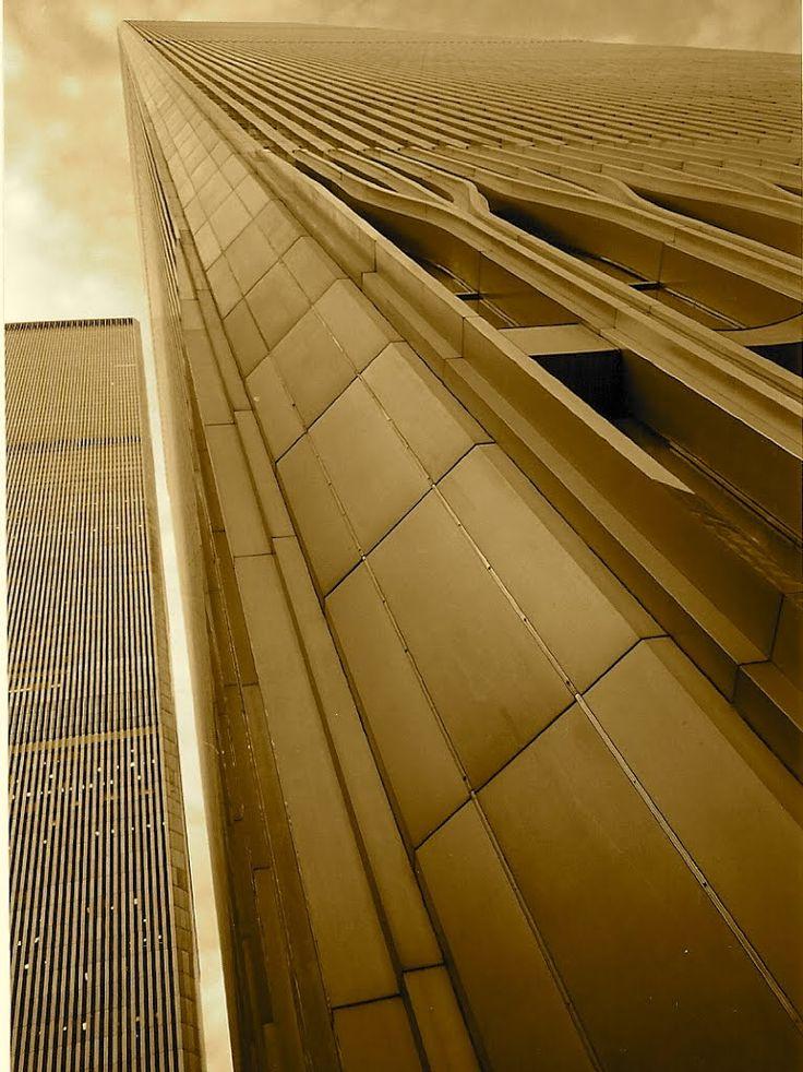Las Torres Gemelas (World Trade Center -New York City)
