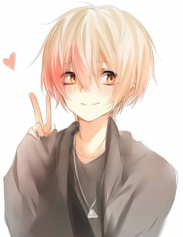 Down Pour Anime Boy Hair Blushing Anime Cute Anime Guys