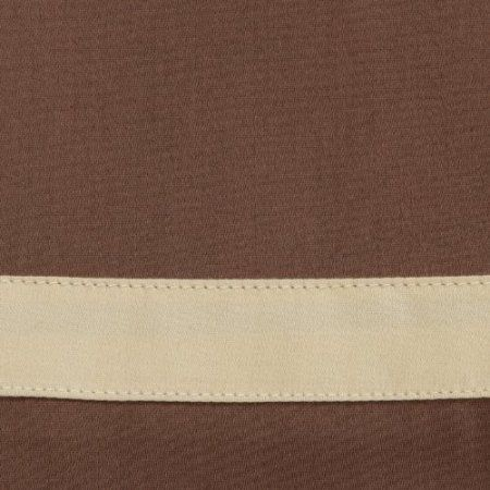 Superior 300 Thread Count Cotton Hotel Collection Sheet Set, Brown