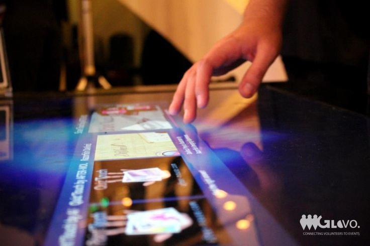 GloVo @ InfoCom World Event 2012