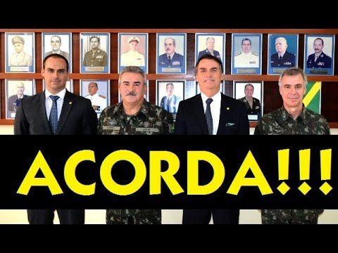 """BOLSONARO DESCE A LETRA """"POLICIAIS E POPULAÇÃO REFÉNS E BANDIDOS FAZEM A..."""