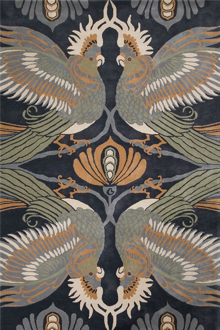 Heralding a new chapter in Australian design, two-time Academy Award® winner and globally renowned production and costume designer, Catherine Martin has partnered with Designer Rugs to launch the first installment of her eponymous homewares range. Through her investigation of Australiana and in celebration of native flora and fauna, children's patterns and Lace designs, Catherine effortlessly combines unusual and striking elements so they work together in a sophisticated and complementary…