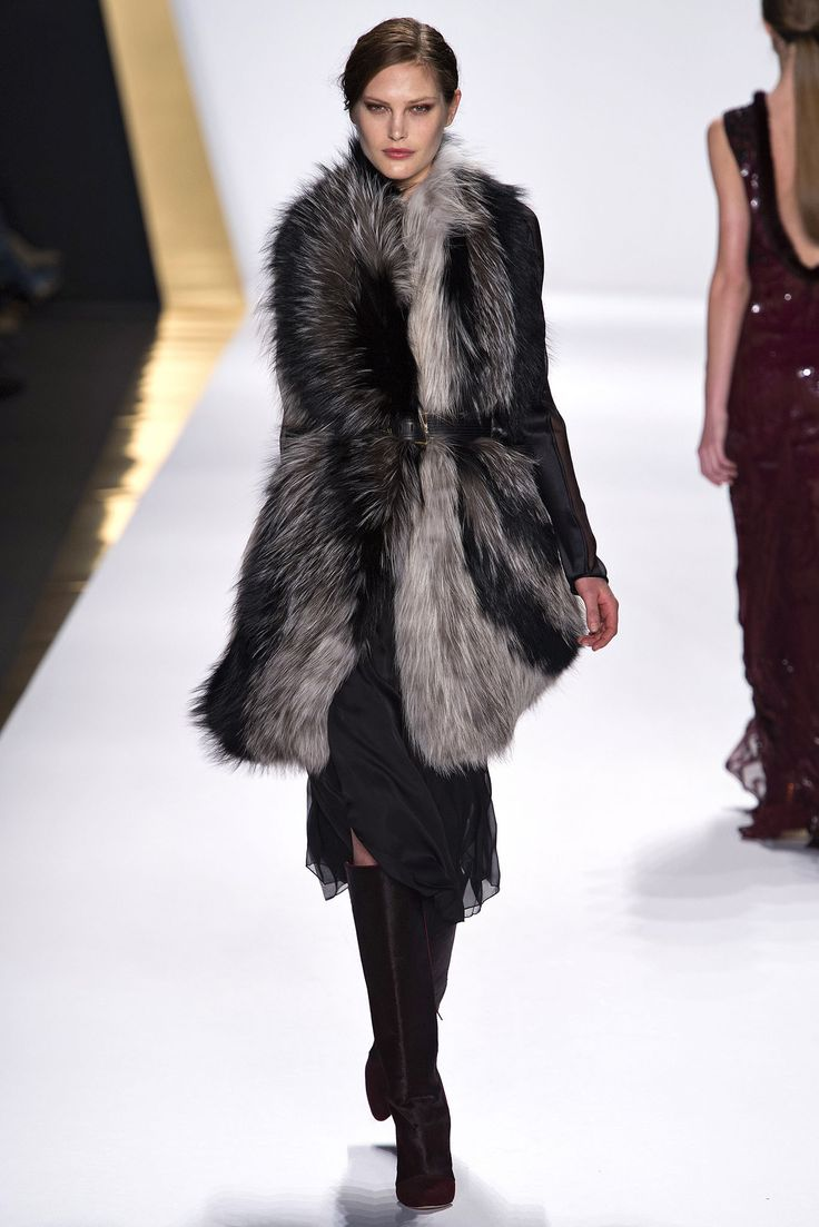 where to buy nobis jacket elroy hirsch stats avg update J  Mendel Fall 2013 Ready to Wear Collection Photos   Vogue