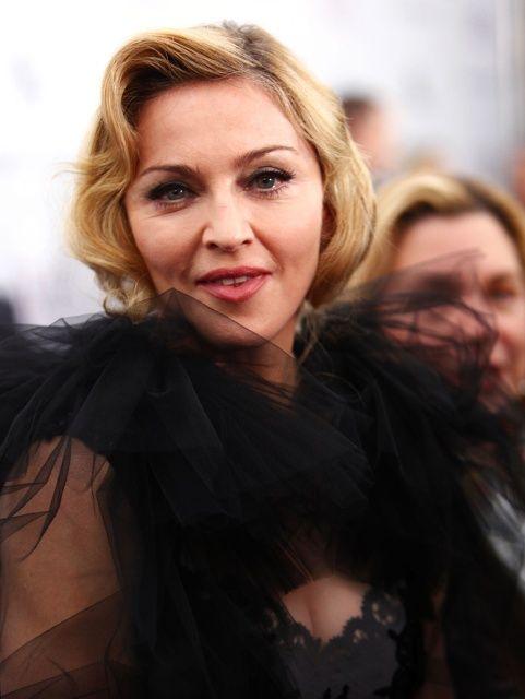 Madonna W.E. Premiere New York 2012