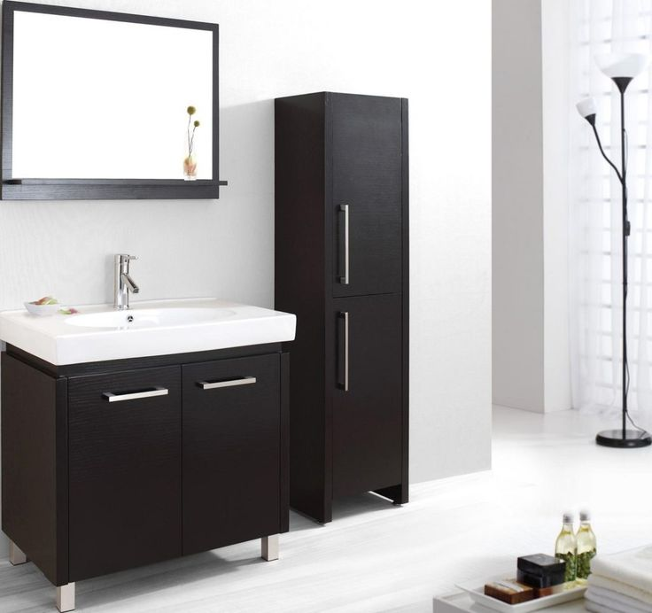 Best 20+ Black cabinets bathroom ideas on Pinterest ...
