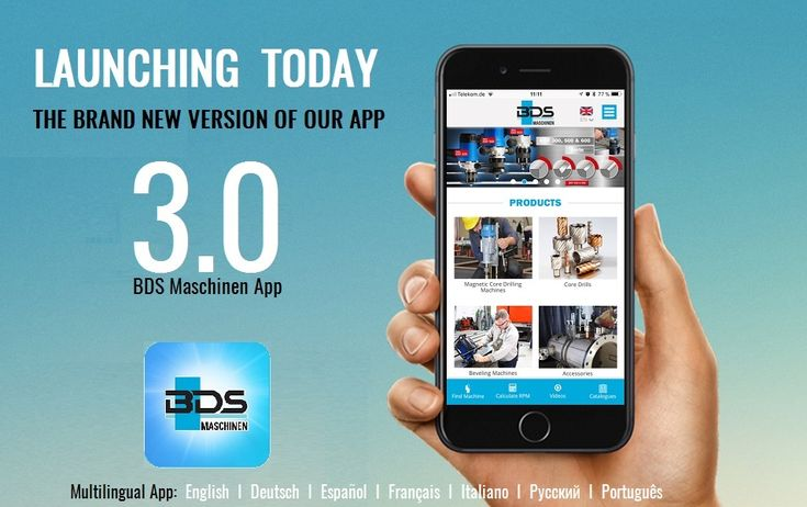 Download The Brand New Version Of Our App Today! App Name: BDS Maschinen  Android Mobile & Tablet: https://play.google.com/store/apps/details?id=io.gonative.android.kexkao  iPhone & iPad: https://itunes.apple.com/de/app/bds-machines/id1185776964?mt=8   Download The Brand New Version Of Our App Today! App Name: BDS Maschinen  Android Mobile & Tablet: https://play.google.com/store/apps/details?id=io.gonative.android.kexkao  iPhone & iPad…