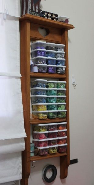 craftroom storage ideas it is reported that dollar tree has tiny storage containers 12 for 1. Black Bedroom Furniture Sets. Home Design Ideas