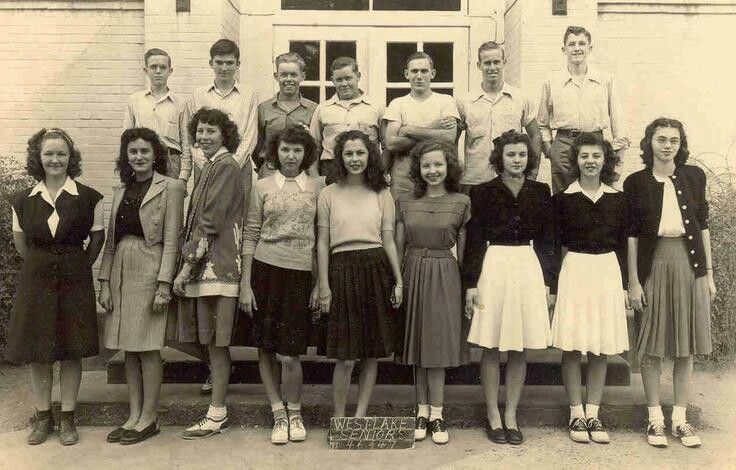 Teen fashion 1940s