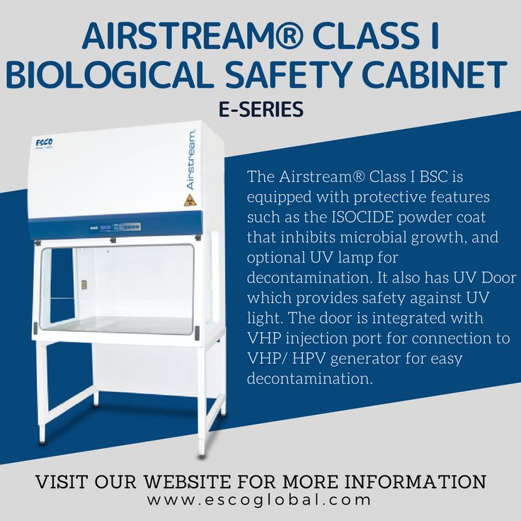 Looking for the best BSC? Choose Airstream® Class I Biological Safety Cabinet!  The Airstream® Class I Biological Safety Cabinet offers user and environment protection when doing experiments with organisms that are assigned to Biosafety Levels 1, 2 and 3.  For more information visit: www.escoglobal.com  #esco #escoglobal #chooseEsco #EscoBSC