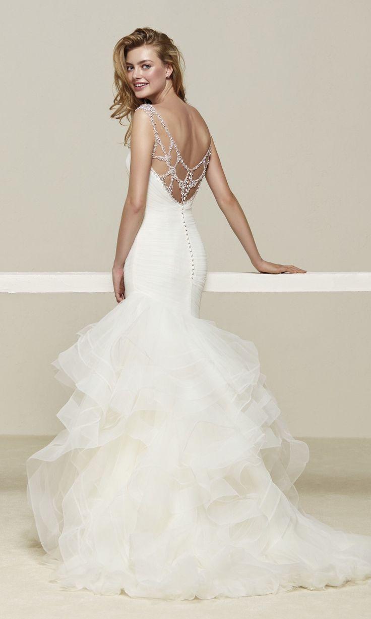 2712 besten Brautkleider//wedding dresses Bilder auf Pinterest ...