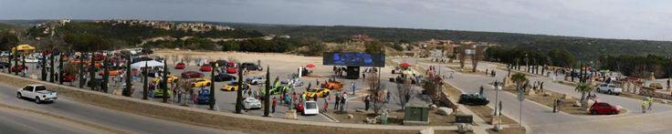 2014.02.23: Esotico Italiano - Celebrating Italian Exotic Automobiles at the Oasis in Austin TX USA