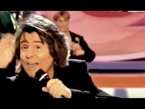 "Raphael en ""Querida Concha"" con Concha Velasco (Telecinco). 1994"