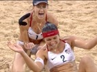 Misty May-Treanor & Kerri Walsh Jennings Profile - Beach Volleyball Video | NBC Olympics