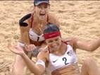 Misty May-Treanor & Kerri Walsh Jennings Profile - Beach Volleyball Video   NBC Olympics