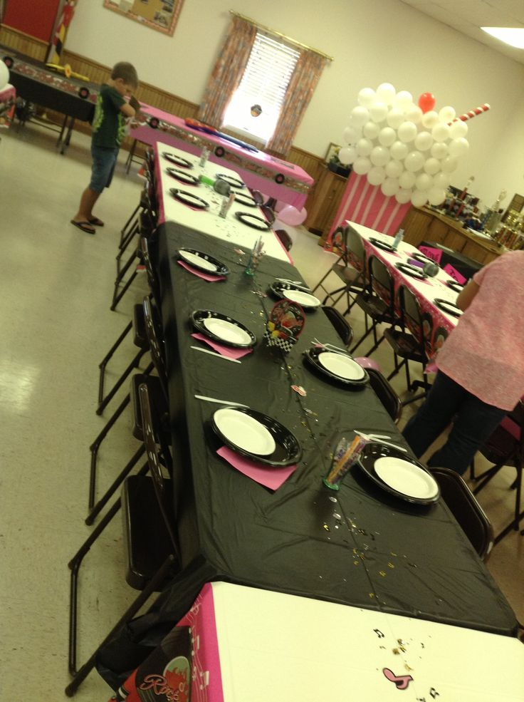 50s Party Decorations