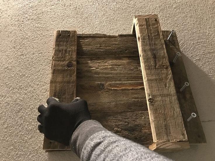 Portagioie - Appendichiavi in legno - un prodotto unico di BOTTEGACREATIVA-LADESIGN su DaWanda