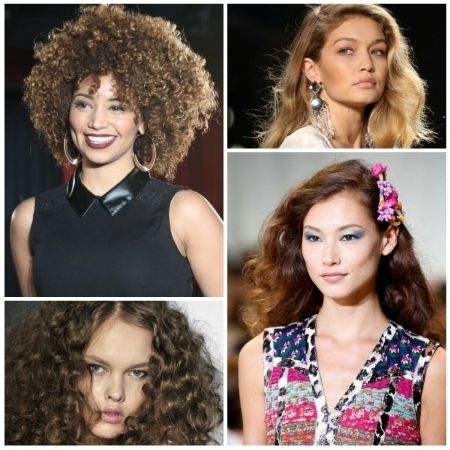 Curly Hairstyles 2017 Compilation