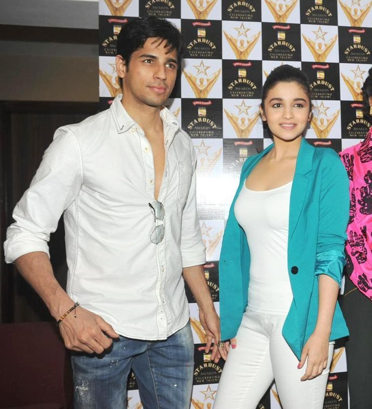Siddharth Malhotra at Announcement of Stardust Awards 2013.