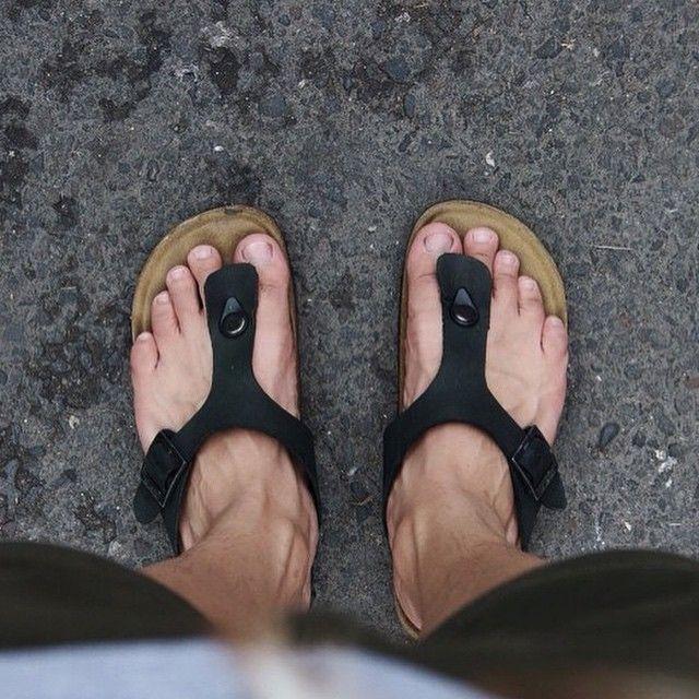 """Step on it! : @mwafiqdzikru #hijacksandals #leather #sandals #leathergoods #vsco #vscocam"""