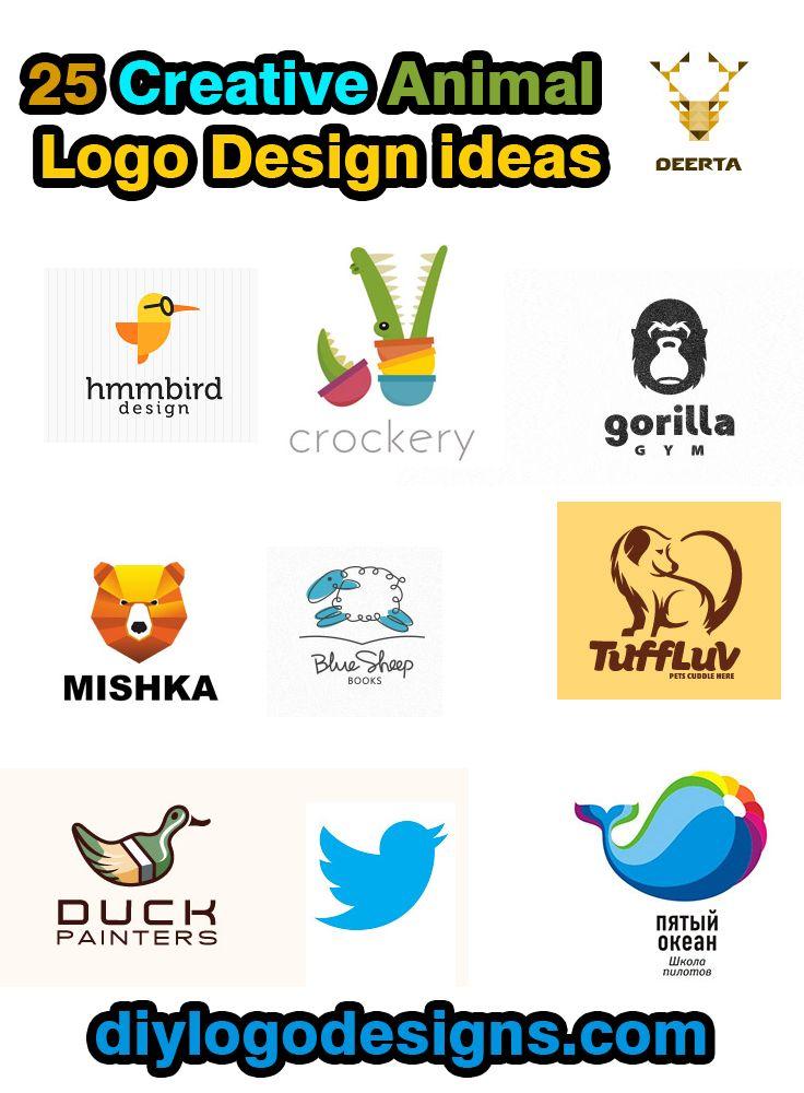 25 creative animal logo design ideas 2016 creative logo