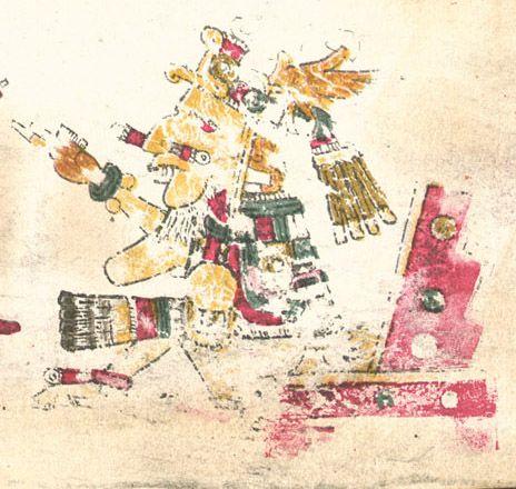 Tonacatecuhtli señor del sustento' 'tonacayotl, sustento; tecuhtli, señor' ) es el dios mexica de la creación y de la fertilidad.