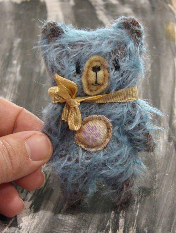 Callie the Koala Bear Ornie Softie by Woollybuttbears