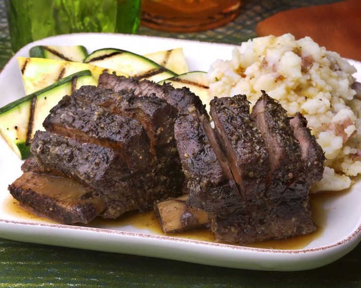 Barbecue Beef Short Ribs