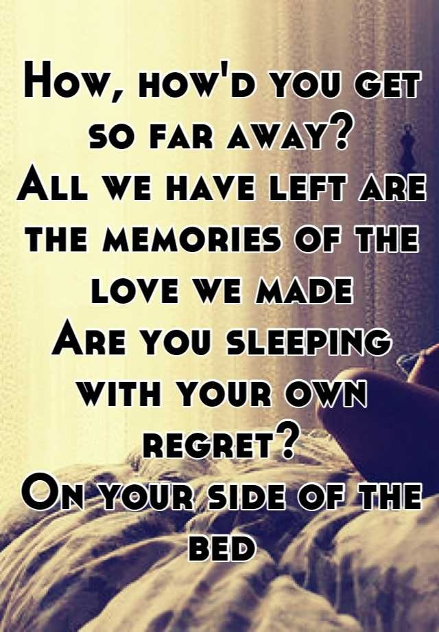 Lyric memories of a broken heart lyrics : 420 best Lyrics that speak the words most people can't say out ...