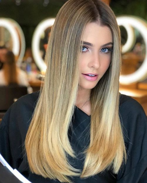 Blonde Hair Color Trends 2019: New Hair Color Trends For 2018 2019