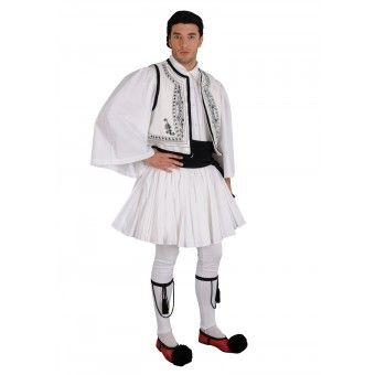 Παραδοσιακή στολή Φουστανέλλα Looklike.gr