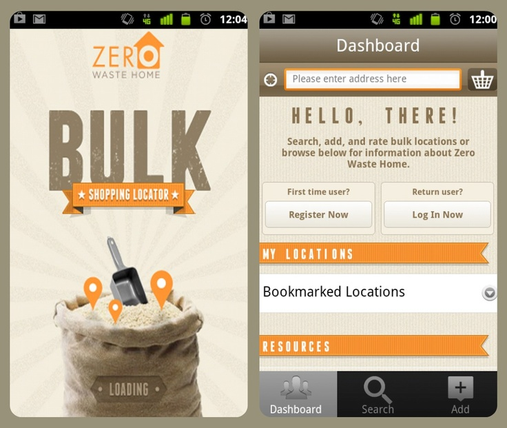 Bea Jonson and her family great this amazing app : Zero Waste Home: Bulk Locator App is out! (for US only for now)