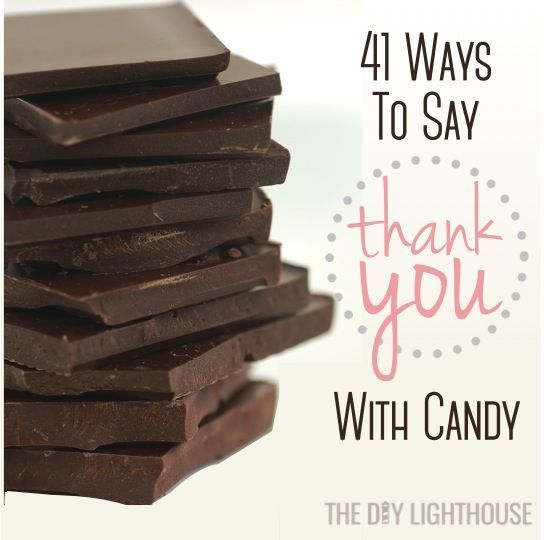 Quotes To Say Thanks: 146 Best Images About Candy Sayings On Pinterest