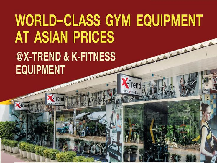 X-Trend gym Pattaya and K-Tech Equipment are a Pattaya-based company, known for designing, creating and constructing world-class gym equipment.