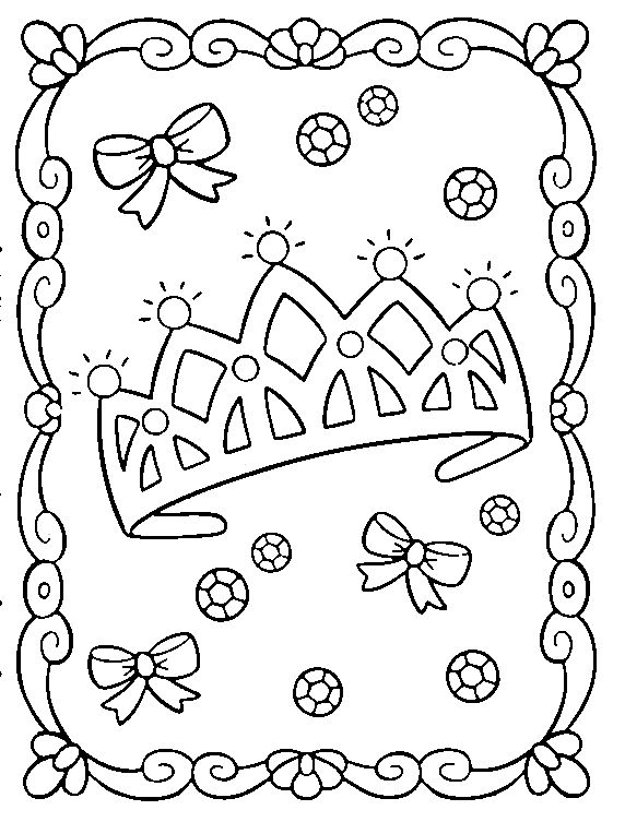 Queen Crown Coloring Sheet Murderthestout Disney Princess Crown Coloring Pages