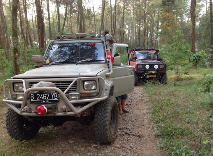 Rizky Priyadi Utama - 2nd National Gathering of Taft Diésel Indonesia 2014 (Facebook) - Alvaro Gallegos - Daihatsu Rocky